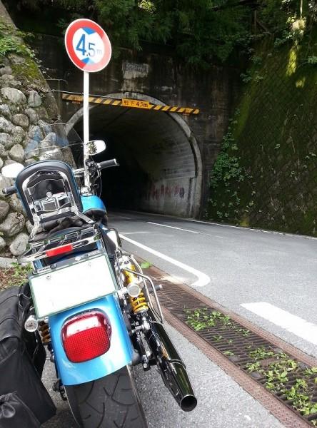 トンネルを抜けると群馬