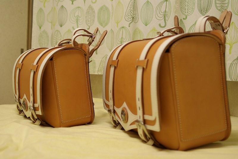 ラフテールのサドルバッグ